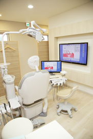 カウンセリングルーム診療室